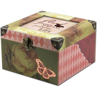 Belle Papier Aunt Music Box