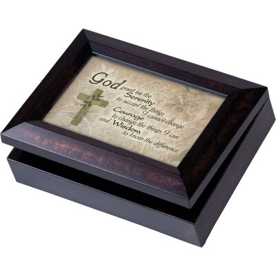 Christian Digital Music Jewelry Box Song