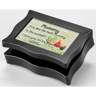 Digital Mommy Music Jewelry Box Song: Wind Beneath My Wings