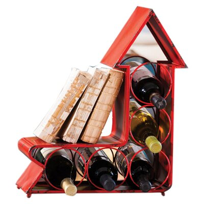 Arrow 5 Bottle Wine Rack