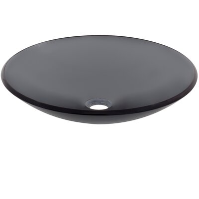 Coetaneo Circular Vessel Bathroom Sink