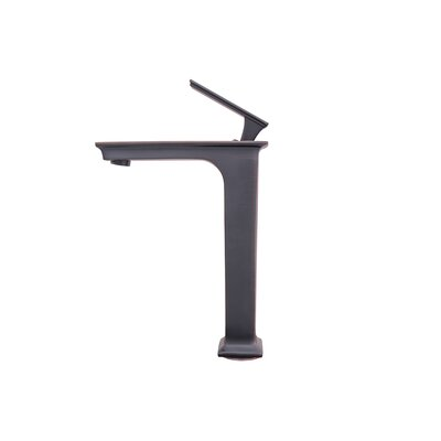 Starks Single Handle Bathroom Faucet Finish: Oil Rubbed Bronze