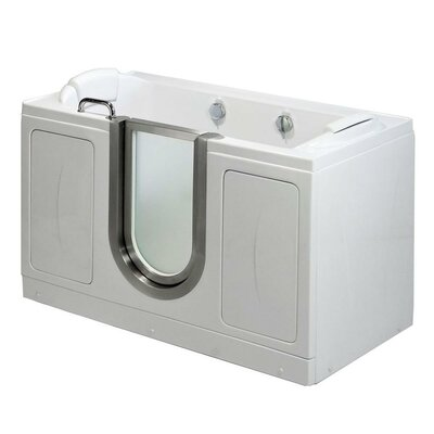 60 x 30 Companion Soaking Walk In Tub