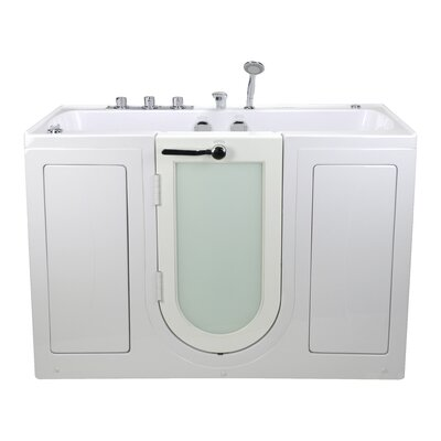 Tub4Two Dual Massage 31.75 x 60 Walk-in Whirlpool