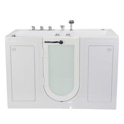 Tub4Two Dual Massage 31.75 x 60 Walk-in Whirlpool