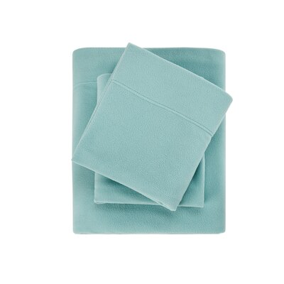 Prentice Ultra Soft Micro Fleece Sheet Set Size: Queen