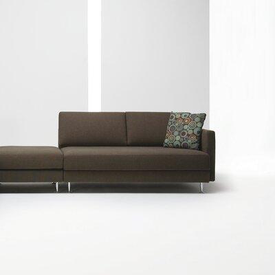 Morris Loveseat Upholstery: Fullerton Pepper