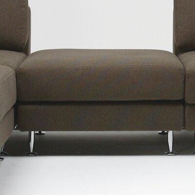 Morris Ottoman Upholstery: Fullerton Pepper