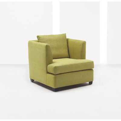 Elise Armchair Upholstery: Pacifica Willow