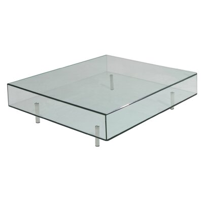 Arron Square Coffee Table Size: 30