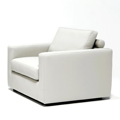 Edward Armchair Color: Collin Espresso