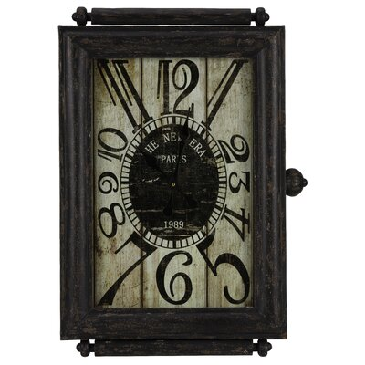 Charest Wall Clock 40435