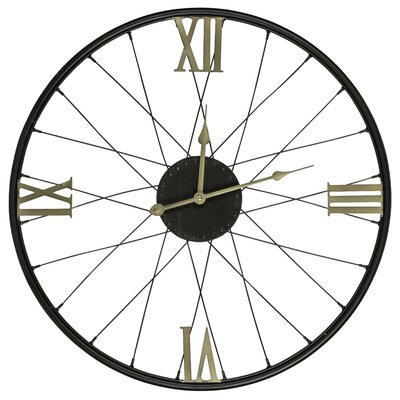 Dedon 21 Wall Clock