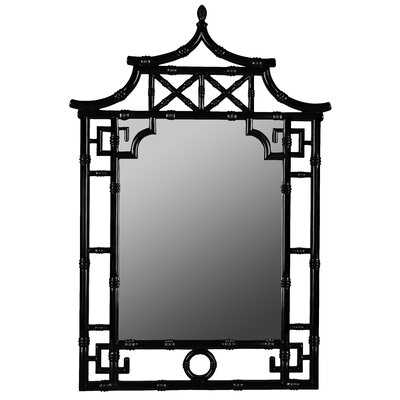 Lacey Crowned Bathroom/Vanity Mirror