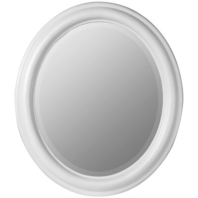 Addison Wall Mirror Finish: Chesapeake White