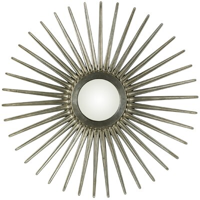 Sunburst Mirror Finish: Antique Silver