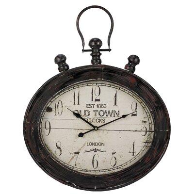 21.25 Amanda Wall Clock