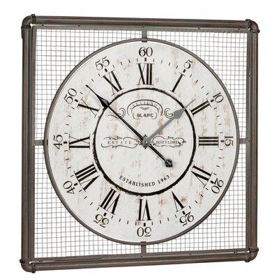 Bartow Wall Clock
