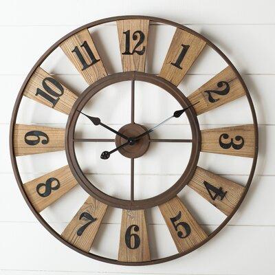 Oversized 28 Minden Wall Clock