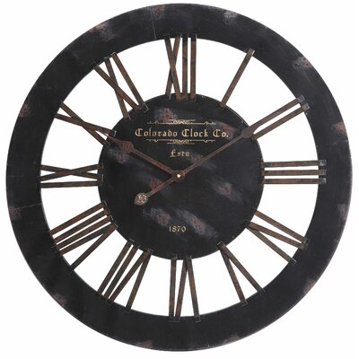 Oversized 26.5 Elko Wall Clock