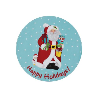 Holiday Hoot Trivet 49-587