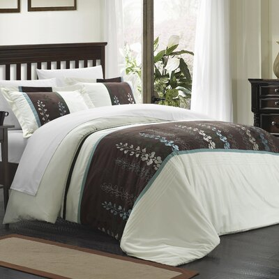 Victoria 7 Piece Duvet Cover Set