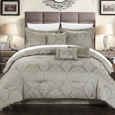 Jessica 7 Piece Comforter Set