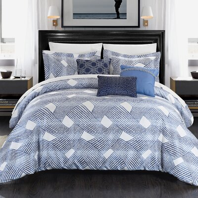 quality bedding - Chic Home Cloverfield 6 Piece Comforter Set - Chic Home Bedding Sets