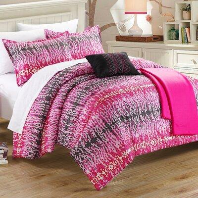 Waves 5 Piece Comforter Set