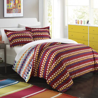 Sierra Duvet Cover Set Size: Twin XL