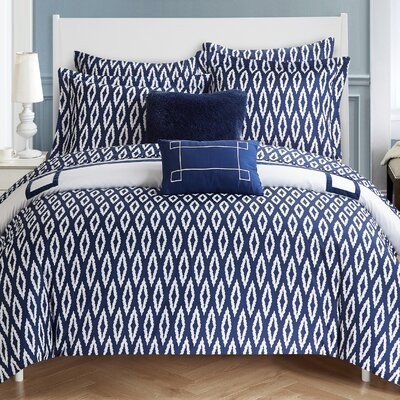 Trace Reversible Comforter Set Size: King