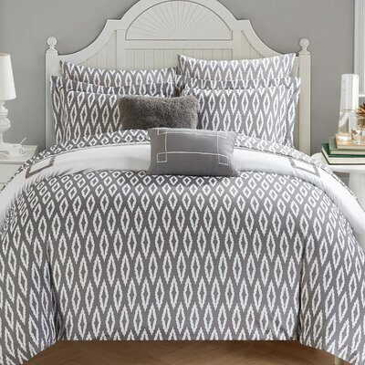 Trace Reversible Comforter Set Size: Queen