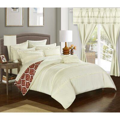 Adina 20 Piece Comforter Set