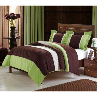 Marlene 3 Piece Duvet Set