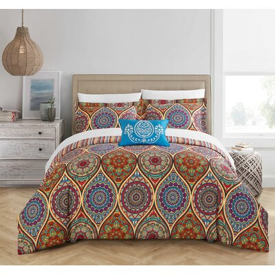 IJlst Reversible Duvet Set Size: Twin