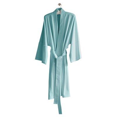 Kimberly Bathrobe Color: Mineral Blue