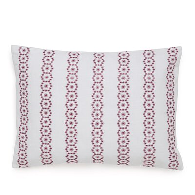 Adventurer In The Flow Decorative Cotton Lumbar Pillow