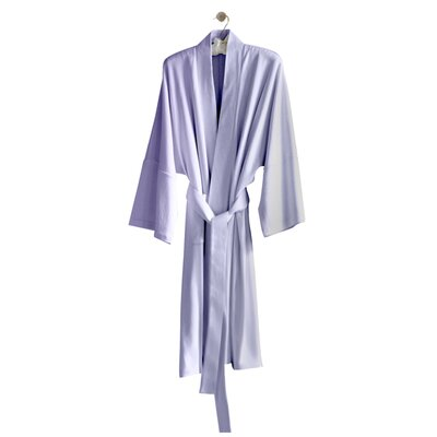 Kimberly Bathrobe Color: Lavender Aura