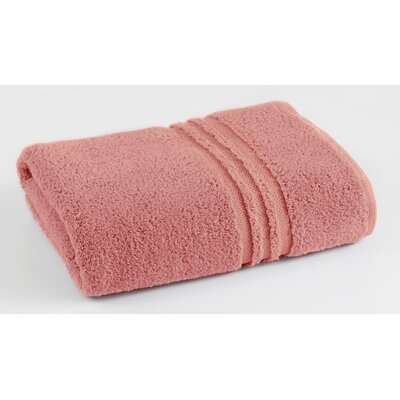 Unity Bath Towel Color: Coral
