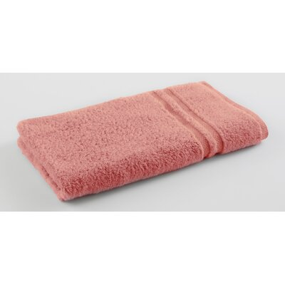 Unity Hand Towel Color: Coral