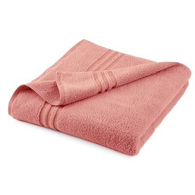 Unity Bath Sheet Color: Coral