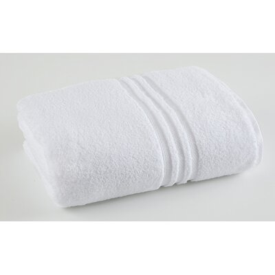 Unity Bath Towel Color: White