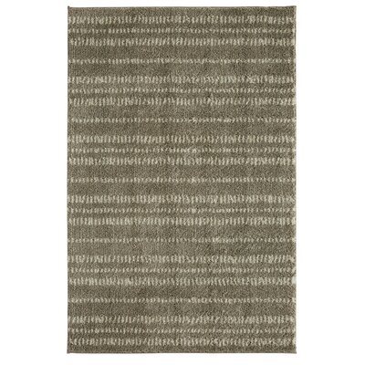 Mohawk Laguna Shodo Gray Area Rug Rug Size: Rectangle 5 x 8