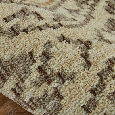 Mohawk Studio Aloma Gold Area Rug Rug Size: Rectangle 8 x 10