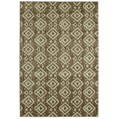 Mohawk Studio Tangier Taupe Area Rug Rug Size: Rectangle 8 x 10
