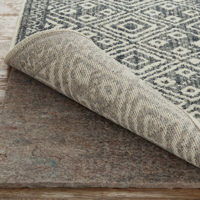 Mohawk Studio Mali Gray Area Rug Rug Size: Rectangle 53 x 710