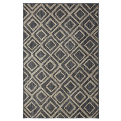 Mohawk Studio Montego Denim Blue Area Rug Rug Size: Rectangle 53 x 710