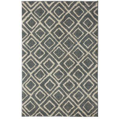 Mohawk Laguna Montego Blue Area Rug Rug Size: Rectangle 5 x 8