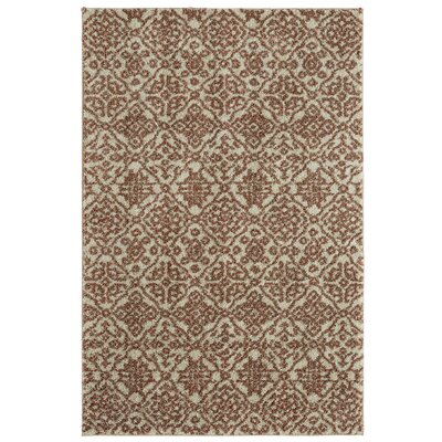 Mohawk Laguna Seville Coral Area Rug Rug Size: Rectangle 5 x 8