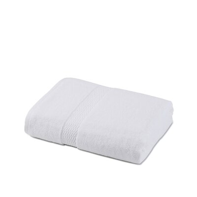 Cotton Bath Towel Color: Optical White